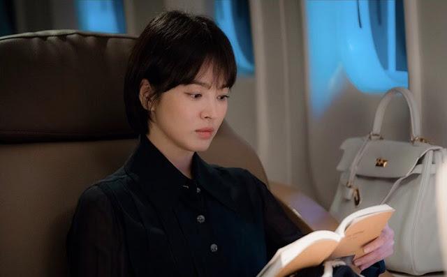 tvN新戲《男朋友》公開宋慧喬角色首波劇照 短髮造型魅力十足