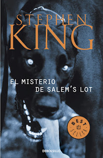 "Reseña: ""El misterio de Salem's Lot"" - Stephen King"