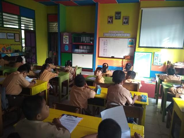 Hasil PAS Kelas 2 Mapel Pend Agama Islam (PAI)