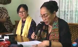 Soal Puisi Sukmawati, Dua Pelapor Cabut Laporannya