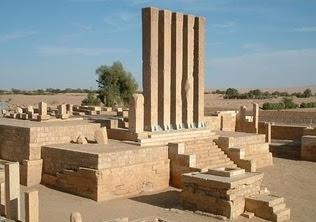 Istana%2BNabi%2BSulaiman Kisah Ratu Bilqis dan Nabi Sulaiman as
