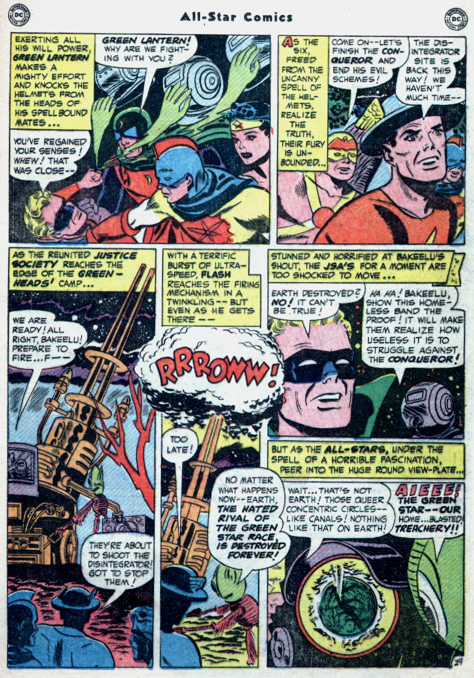 Read online All-Star Comics comic -  Issue #55 - 35