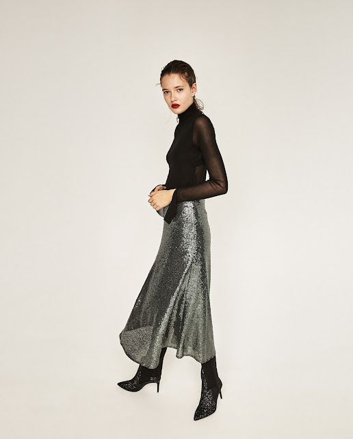 zara-paillettes-skirt