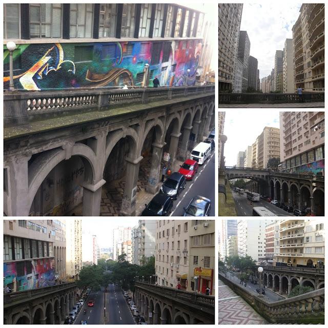 Viaduto Otávio Rocha, Porto Alegre
