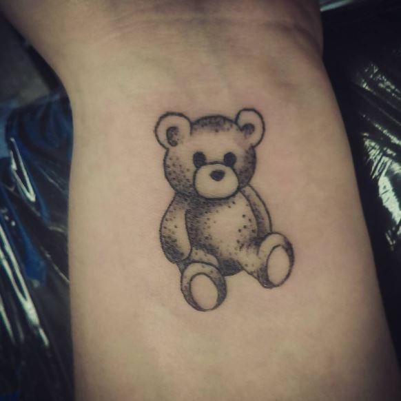 Bear Tattoo Small: 50+ Tribal Bear Tattoos For Men (2019) Grizzly, Teddy