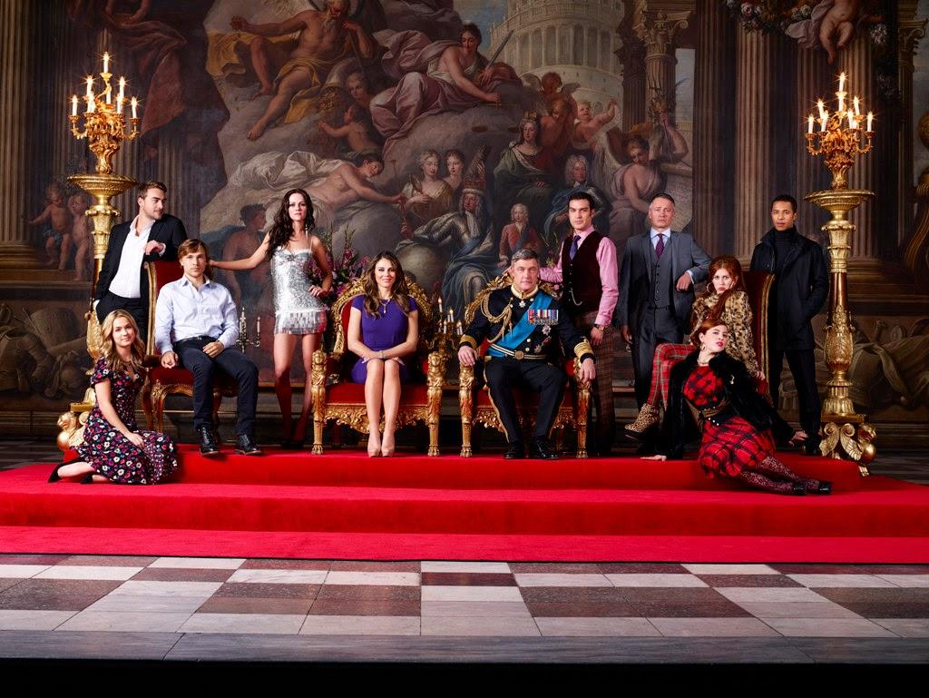 The Royals E!