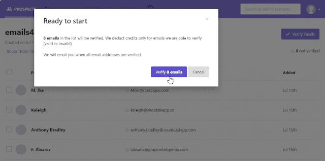 Snov.io Email Verifier