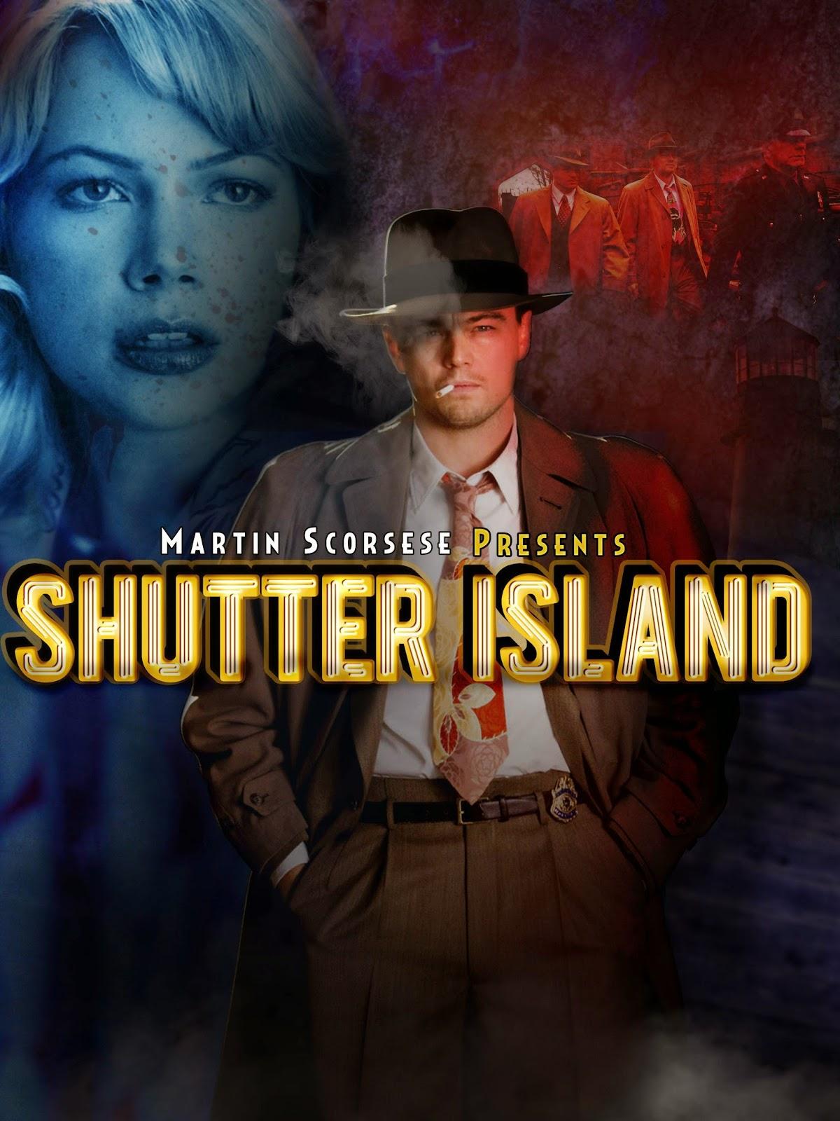 Shutter Island เกาะนรกซ่อนทมิฬ [HD][พากย์ไทย]