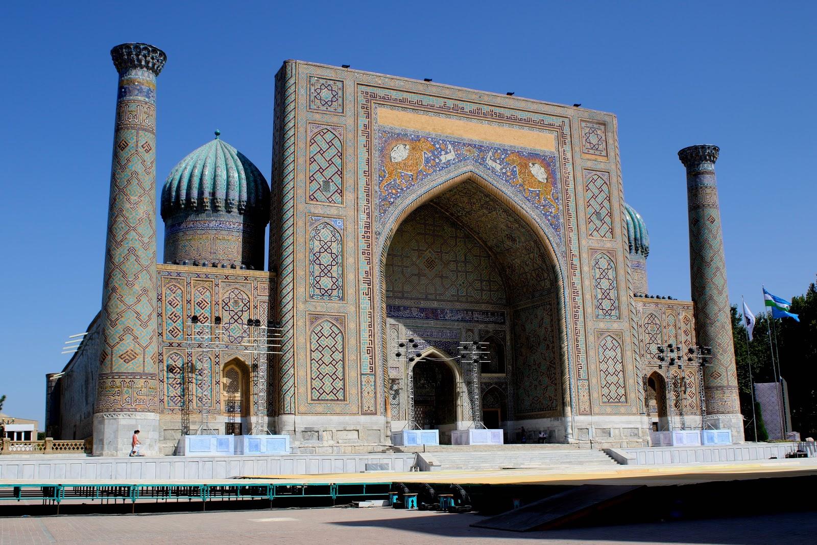 Adventure Thug Samarkand Uzbekistan
