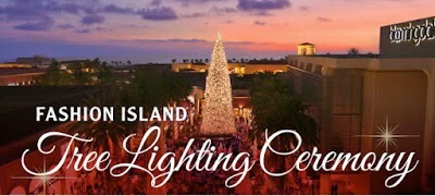 SEE YOUR FAVE MICKEY & FRIENDS LIGHT A CHRISTMAS TREE THIS WEEKEND 11.14-11.15 @ FASHION ISLAND - NEWPORT BEACH