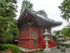 浅草寺薬師堂