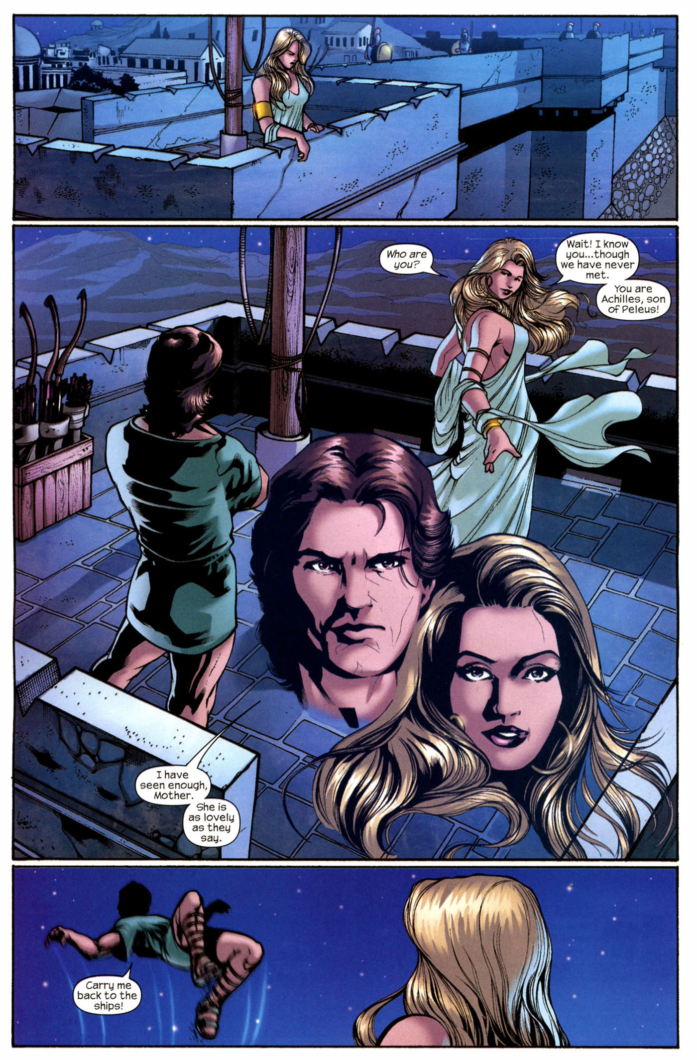 Read online Trojan War comic -  Issue #2 - 17