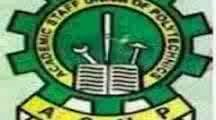 THE NEEDs FOR THE FEDERAL GOVERNMENT TO LOOK INTO THE PLIGHT OF POLYTECHNIC SYSTEM OF EDUCATION IN NIGERIA: