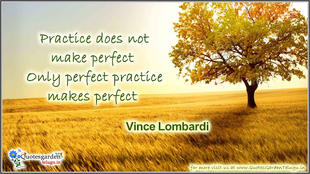 Inspirational messages great quotes from Vince Lombardi