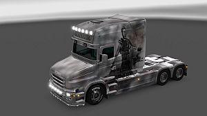 The Gladiator Movie skin for Scania T