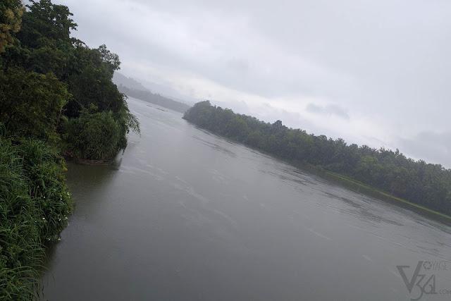Sharavati river near Upponi