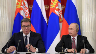 Περίεργη συμφωνία συνεργασίας Σερβίας και ρωσικών μυστικών υπηρεσιών προκαλεί θύελλα