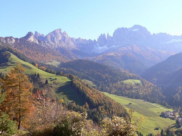 autunno Alto Adige