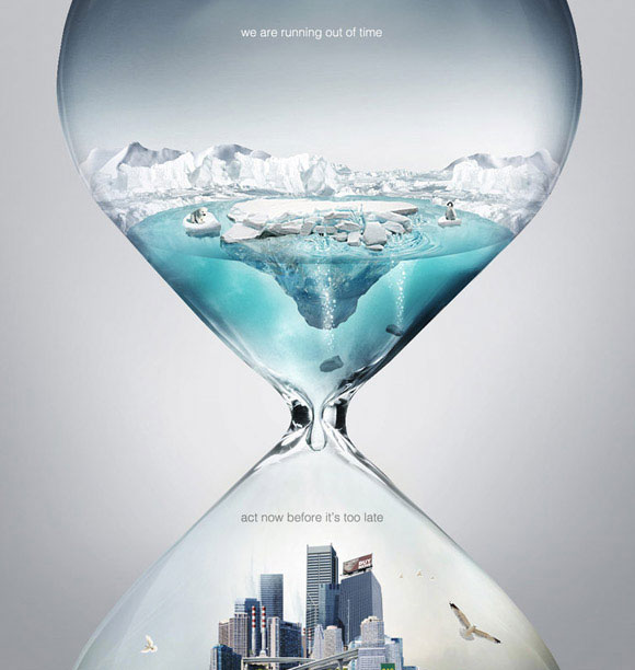 Just My 2 Cents 15 Creative Posters On Global Warming Awareness
