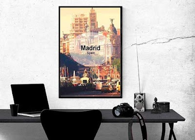 Posters 6 ciudades emblemáticas