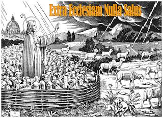 Znalezione obrazy dla zapytania extra ecclesiam nulla salus