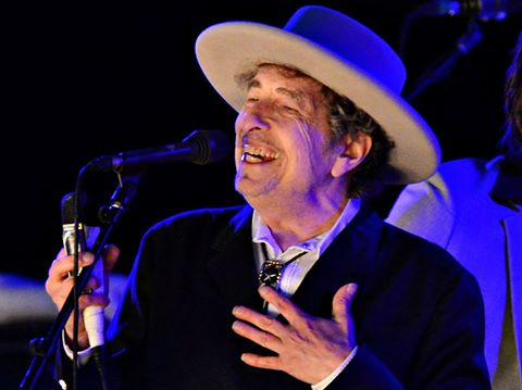 Bob Dylan delivered speech six months after receiving 2016 Nobel Prize in literature