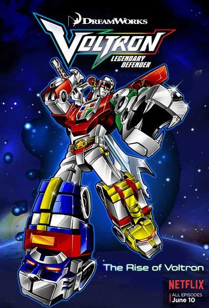 Người Máy Voltron 2