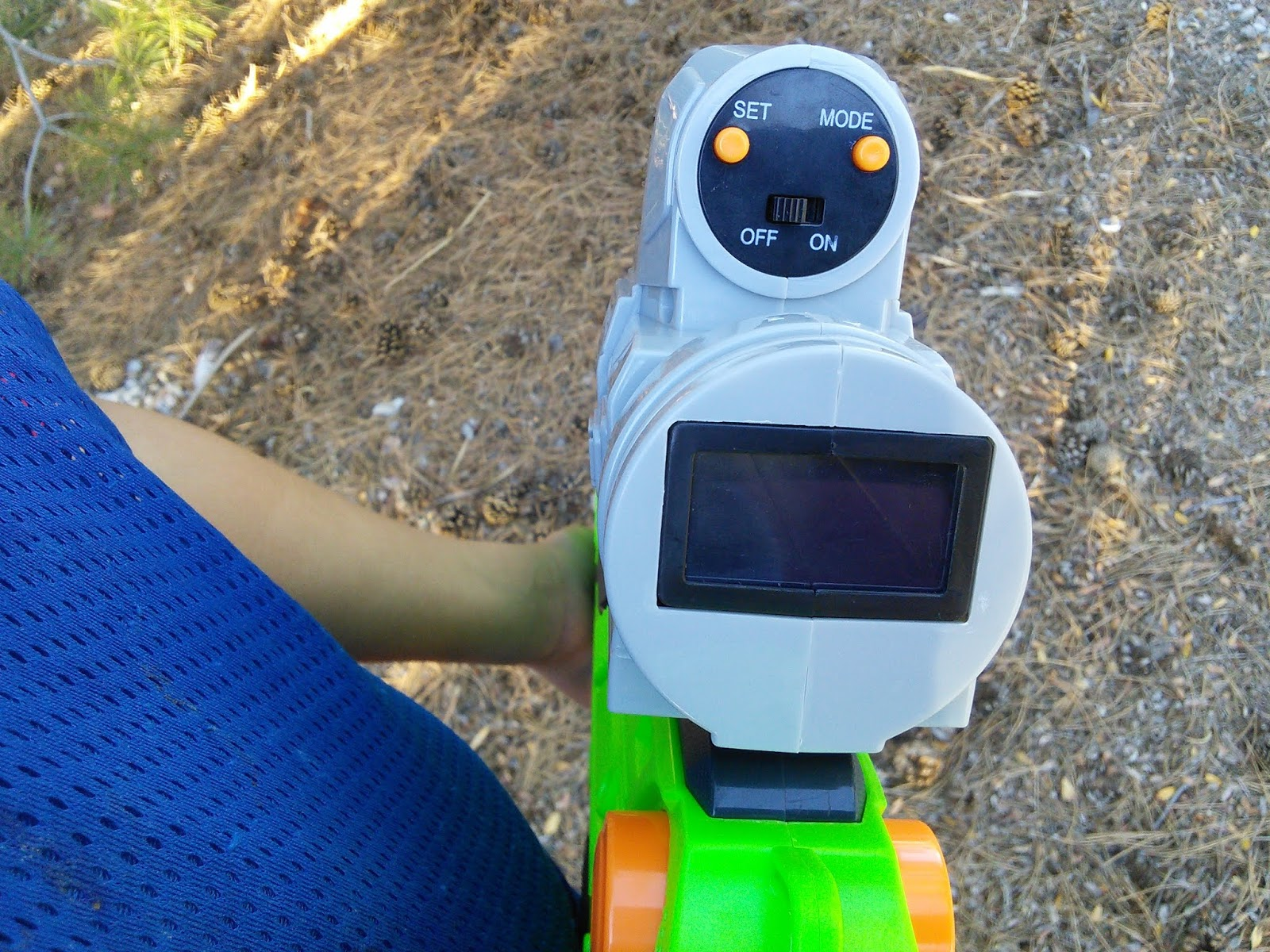 Mom Knows Best : Adventure Force Thermal Tracker Giveaway