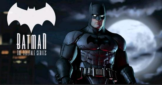 The new Batman series from Telltale Games called The Enemy Within will be announced soon?