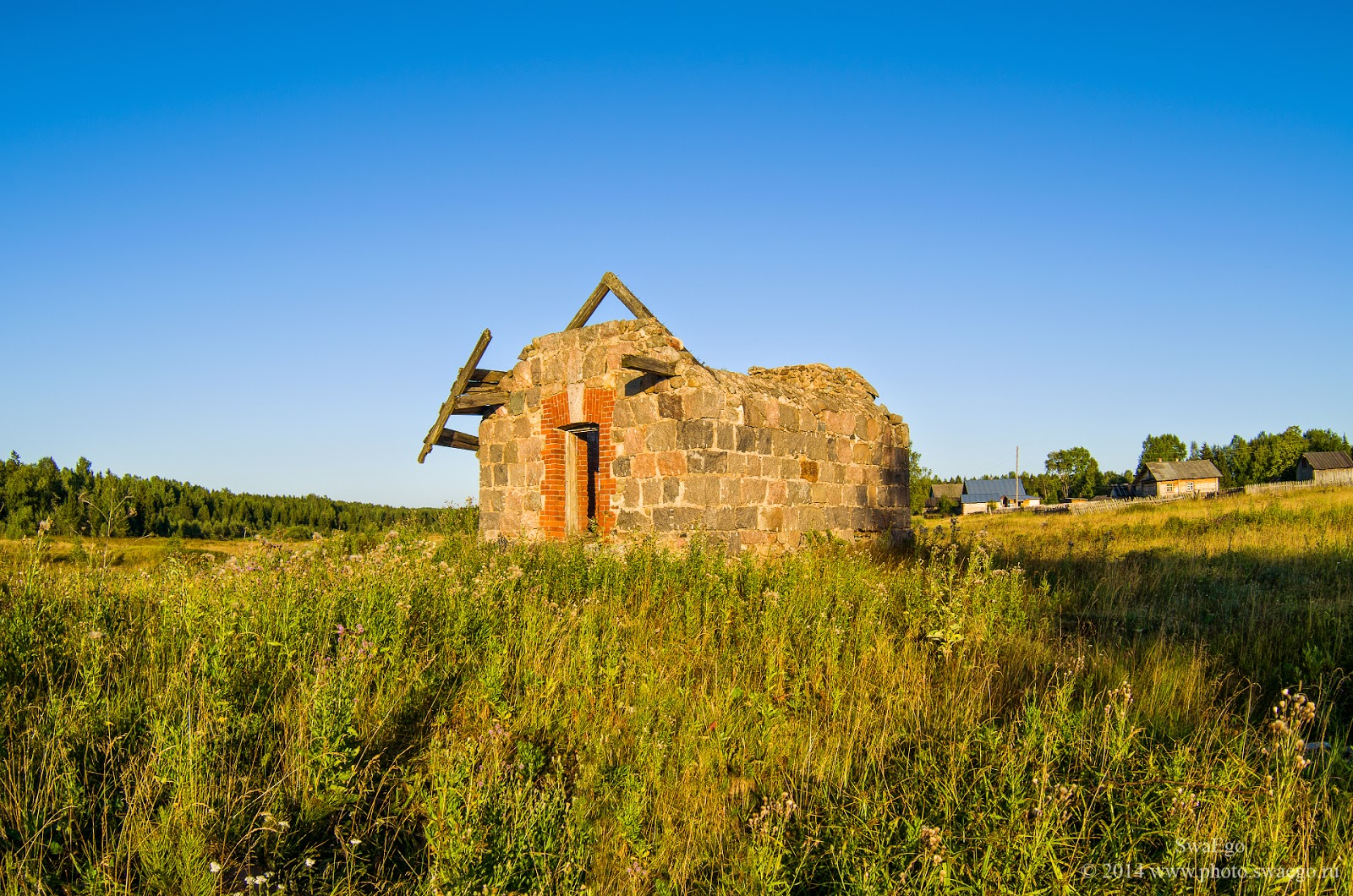 Каникулы в Вологде: Семигородняя