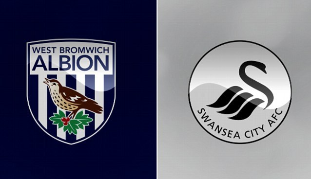 West Brom vs Swansea Full Match And Highlights