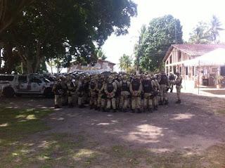Região Nordeste da Bahia recebe Companhia de Policiamento Especializado (Cipe/Nordeste)