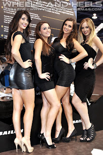 Jessica Burciaga And Lots Of Awesome Models