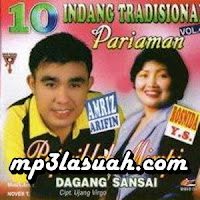 Amris Arifin & Rosnida YS - Biduak Patah Kamudi (Full Album Indang)