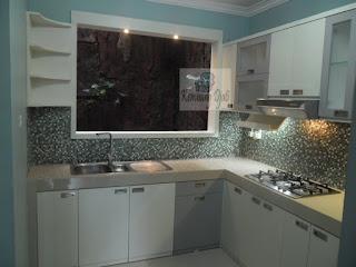 Kitchen Set Monochromatic  semarang