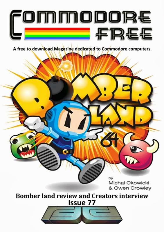Commodore Free Magazine Issue 77 - 2014