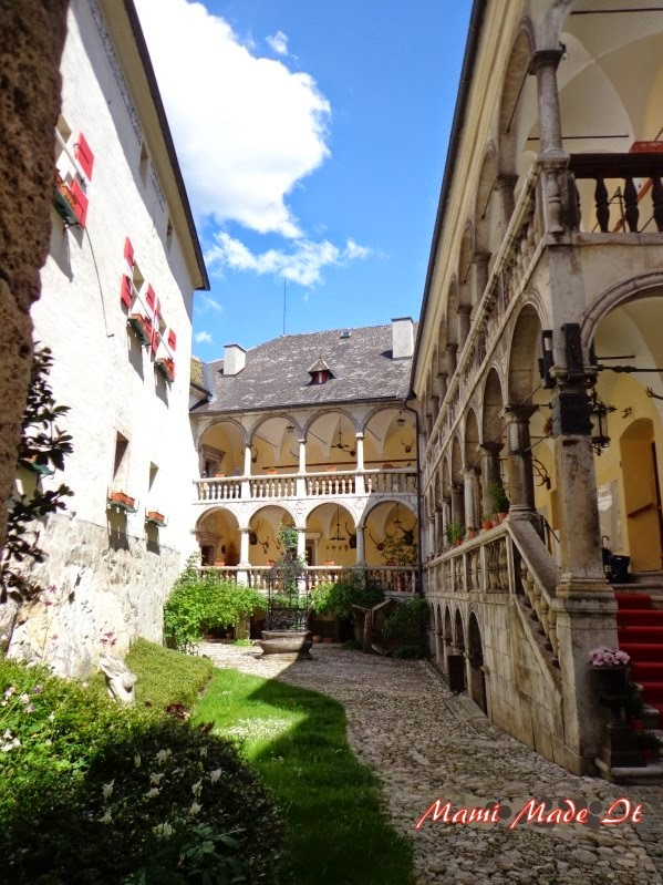 Strechau Castle - Burg Strechau