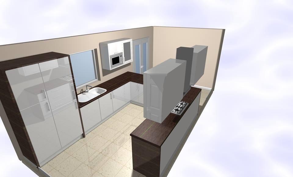 carolyn clayton dpl kitchens review telford kitchens. Black Bedroom Furniture Sets. Home Design Ideas