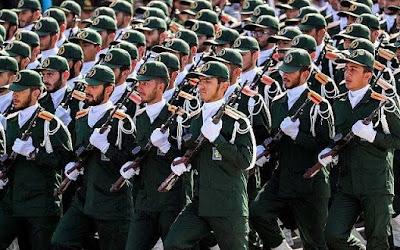 US Declared Islamic Revolutionary Guard a Terrorist Organisation