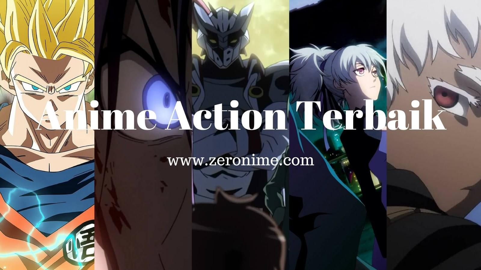 Anime Action Disukai Dan Digemari Banyak Orang Alasannya Ialah Menghadirkan Pecahan Pertarungan Seru