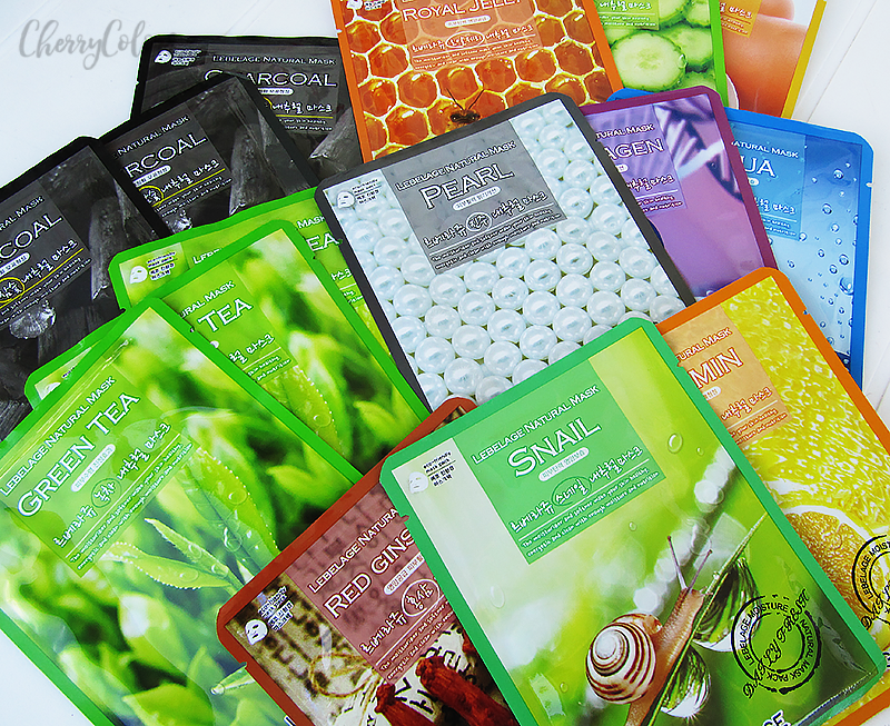 Labelage Sheet Masks