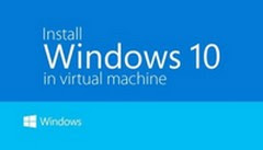 Cara Install Windows 10 Technical preview