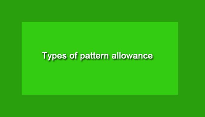 Types of Pattern Allowance and Its Reason- Shrinkage, Draft, Finishing, Shake, Distortion, Mold wall movement
