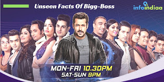 Want To Know The Unseen Facts About Bigg Boss 11 January 1, 2018