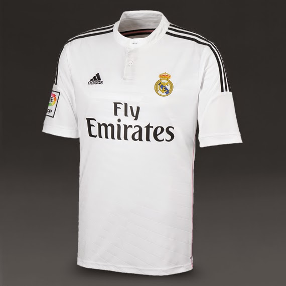 Jersey Real Madrid Home 2014-2015 - Gudang Jersey Bola