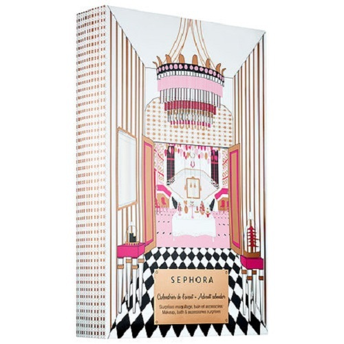 Sephora beauty Advent calendar 2016
