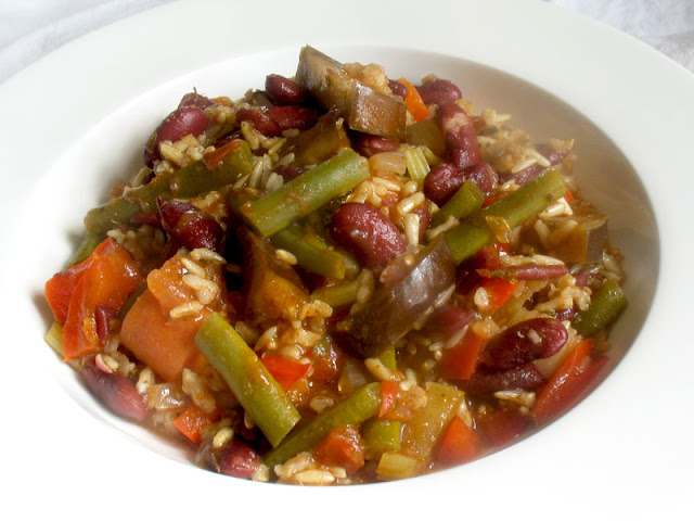 Kidney Bean Jamalaya