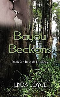 Bayou Beckons - sexy southerner meets western rancher in Contemporary Romance book promotion Linda Joyce