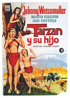 Tarzán y su Hijo (1939) Descargar y ver Online Gratis