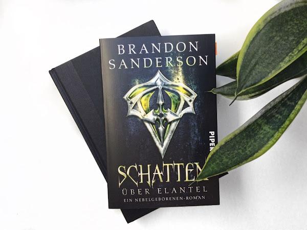 Rezension zu Schatten über Elantel - Ein Nebelgeborenen - Roman von Brandon Sanderson